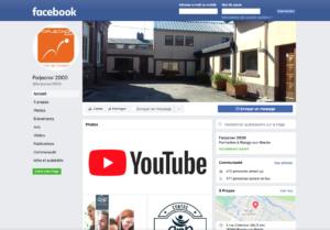 Forjecnor - Page Facebook