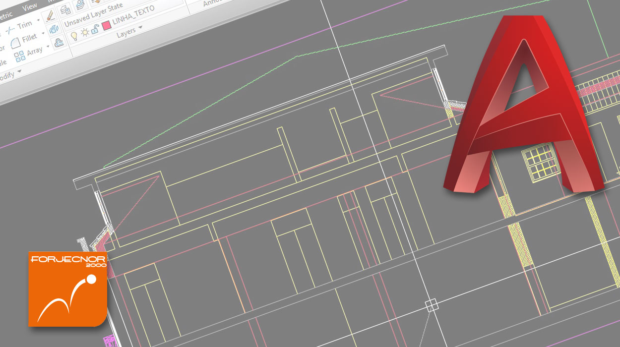 Forjecnor Formation AutoCAD